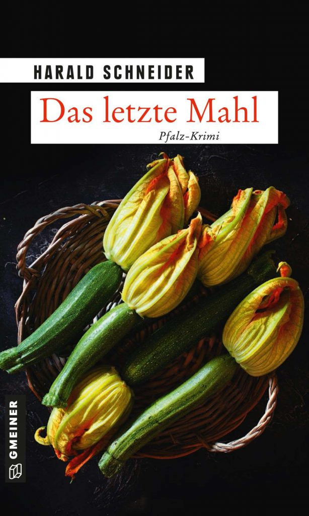 Cover Das letzte Mahl