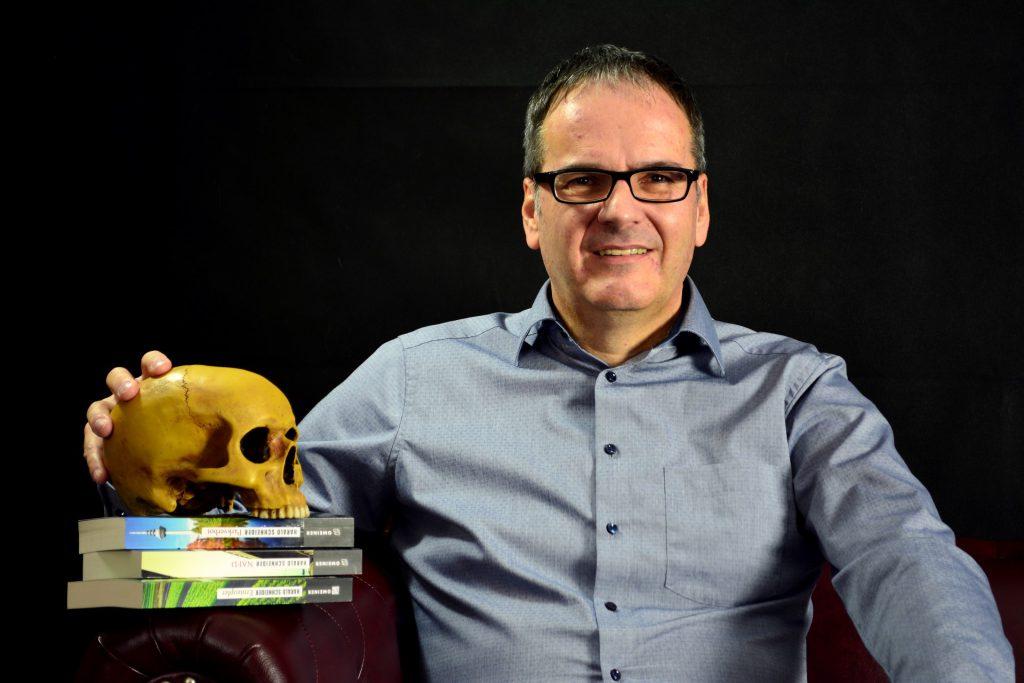 Autor Harald Schneider