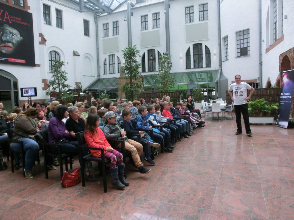 Kinderlesung Palzki-Kids Museum Speyer